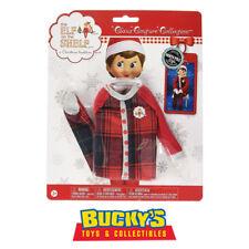Elf on the Shelf Claus Couture Fa-La-La Footies Pajamas Set  North Pole NIB