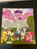 Friendship is Magic Trading Cards Series 2 My Little Pony Binder Exclusive