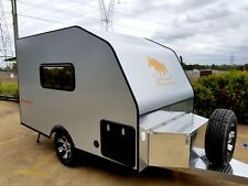 TAURUS ENDURO ALUMINIUM CARAVAN 3.4m/LONG  -  FINANCE AVAILABLE