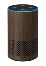 Amazon Echo (2nd Generation) Smart Assistant - Walnut Finish CHEAP