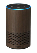 Amazon Echo (2nd Generation) Smart Assistant - Walnut Finish