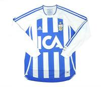 IFK Goteborg 2006-08 Authentic Home Shirt L/S (Excellent) M Soccer Jersey