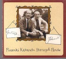 PIOSENKI KABARETU STARSZYCH PANOW 5CD RARE BOX KABARET 2000 WASOWSKI PRZYBORA