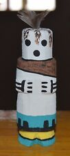 HOPI GUARD CARVING GRACE POOLEY ROUTE 66 KACHINA CARVING HOPI FREE SHIP