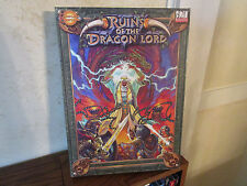 D&D D20 Ruins of the Dragon Lord Box Set