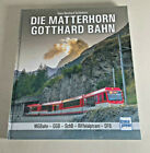 Die Matterhorn Gotthard Bahn   MGB GGB SchB Riffelalptram DFB   transpress