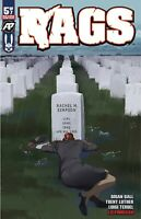 Rags #5 Main cover Antarctic Press Comics 2019 1st print Unread NM