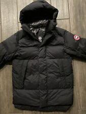 Canada Goose Armstrong Hoody Men's Jacket In Black Size Small MSRP $750