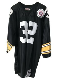 Mitchell Ness Pittsburgh Steelers Franco Harris 1975 Throwback Jersey Sz 56 NWT