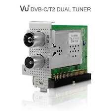 VU+ DVB-C/T2 Dual Tuner Uno / Ultimo / Duo² / Solo SE V2 / Solo 4K / Ultimo 4K