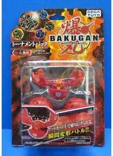 Bakugan tournament pack ver.1.0 fire attribute pack