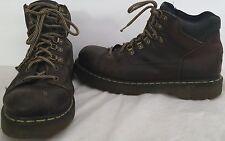 Doc Marten Dr Martens Brown Non-Steel Toe  Boots 11303 Size 13 US Punk Das Hip