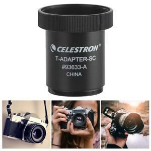 for Celestron 93633 Astronomy T-Adapter,DSLR Camera to Schmidt-Cassegrain