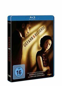 Gefahr und Begierde [Blu-ray/NEU/OVP] Spionagethriller von Ang Lee