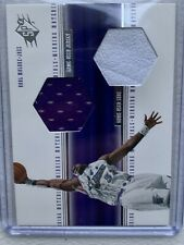 1999-00 SPx Winning Materials Karl Malone Game-Used Jersey/Shoe