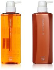 JAPAN Hoyu Promaster Color Care Rich Shampoo & Treatment Set 600ml W/ Tracking