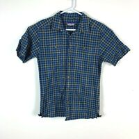 Patagonia Short Sleeve Casual Shirt Size Men's Small
