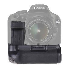 New Battery Grip for Canon EOS 550D 600D 700D/ Rebel T2i T3i T4i T5i SLR BG-E8