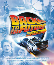 NEW Back to the Future: The Ultimate Visual History Signed by Michael Klastorin!