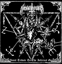 Nekkrofukk - Blood Vomit Tribute To The Infernal Goatlords (Pol), CD