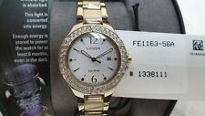 Citizen Women's Watch FE1163-56A Stainless Steel Eco-Drive Swarovski Crystal