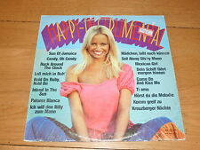 HAPPY INSTRUMENTAL - German 12-track vinyl LP