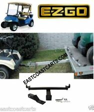 "EZGO RXV Golf Cart TRAILER HITCH with 2"" RECEIVER"
