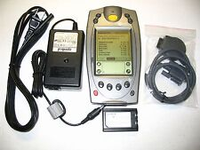 SYMBOL SPT1700 BARCODE ZRG80200 SPT 1700 8MB RAM COMPLETE KIT:PDA+CABLES+CHARGER