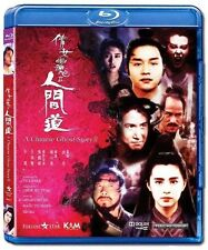 "Leslie Cheung ""A Chinese Ghost Story II"" Joey Wang 1990 HK Classic Blu-Ray"