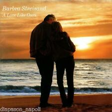 Barbra Streisand: A Love Like Ours - CD