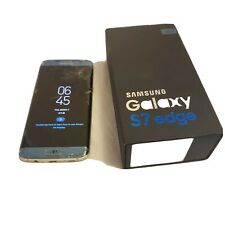 Samsung S7 Edge  with original box and papers, unlocked from Rogers Canada 32G