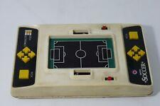 Vintage 1979 ENTEX LSI Electronic Hand Held Soccer FOOTBALL Game