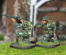 Collectors Battlefield: 28mm 101st Airborne Bazooka  Team  #CBA038