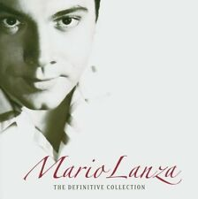 Mario Lanza Definitive Collection - 2CD w/ Christopher Lee narrated biography