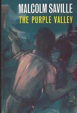 MALCOLM SAVILLE:-  The Purple Valley