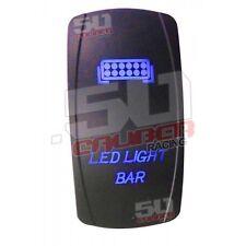 50 Cal Blue Led Light Bar Rzr Switch Rzr4 Trail X Xp1000 Ranger Xp900 800 Toggle