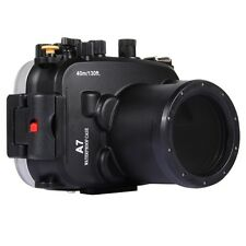 40m Waterproof Underwater Housing for Sony A7 A7S A7R Cameras