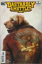 DASTARDLY AND MUTTLEY #1 (OF 6) VARIANT COVER GARTH ENNIS COMIC BOOK DC 2017