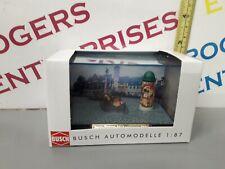 Busch Automodelle 40006 Benz Patent Motorcar Model w. Column NEW Box Squashed