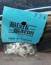 Rare Dungeons & Dragons Blister Black Baron B24 England Fighter + Knife Weapons