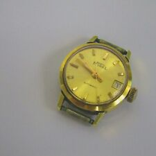 Vintage Ernest Borel 14K Gold Case Automatic Watch Swiss Made