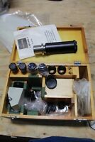 Carl Zeiss Jena Laboval 4 Microscope ausJena aus jena