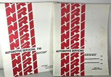 1981 Nri Automotive Servicing & Starting Your Own Service Business Manual Lot 2