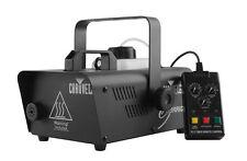 Chauvet Hurricane 1200 powerful fog machine with timer remote
