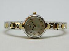 Timex Indiglo Two Tone Quartz Analog Ladies Watch
