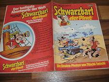 SCHWARZBART der PIRAT  # 14 -- die Beulen-Piraten v. Titschi-Tatschi // 1.1.1981