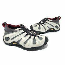 Merrell Womens Chameleon Stretch Grey Hiking Shoes Size 5.5