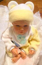 Retired Lee Middleton Original Doll Tumbling Teddies By Reva Schick New In Box.