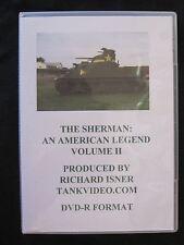 DVD: The Sherman: An American Legend Volume II - M4A1, M36, M7 Priest