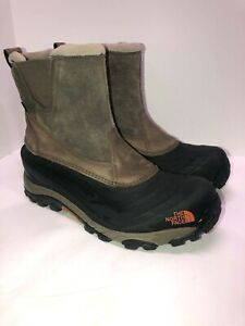 THE NORTH FACE  Insulated Waterproof Boots, Men's sz 8.5